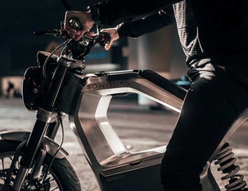 Meet Metacycle, the affordable electric motorcycle from SONDORS