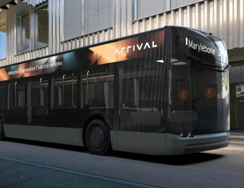 Los Arrival autobuses eléctricos de llegada comenzarán las pruebas en el Reino Unido este año