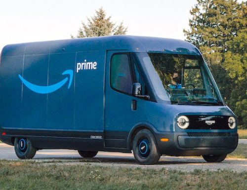 Amazon ready to put 10000 Electric Vans on the road