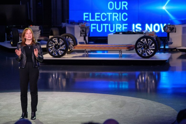 General Motors commits to a fully Electric Future