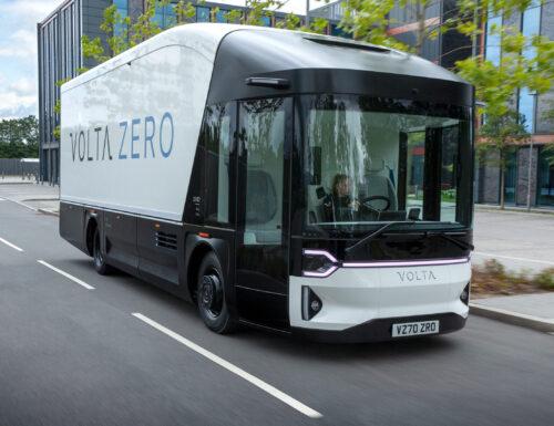 Volta suministrará camiones en Europa con baterías Proterra