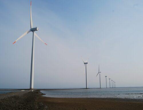 Turbinas eólicas gigantes tan altas como la Torre Eifel planeada para Suecia