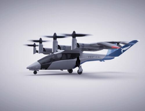 Rolls-Royce firma un acuerdo para impulsar los taxis voladores de Vertical Aerospace