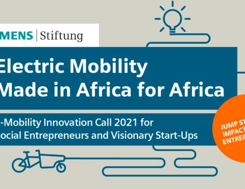 Candidatures maintenant ouvertes pour Siemens eMobility Call 2021