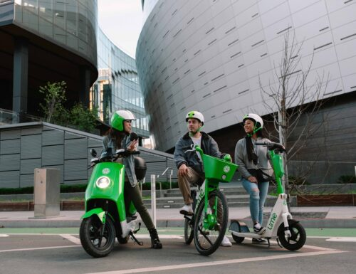 Lime lancia un servizio di condivisione di Scooter elettrici a New York