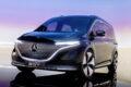 Meet the stunning electric EQT Minivan from Mercedes-Benz
