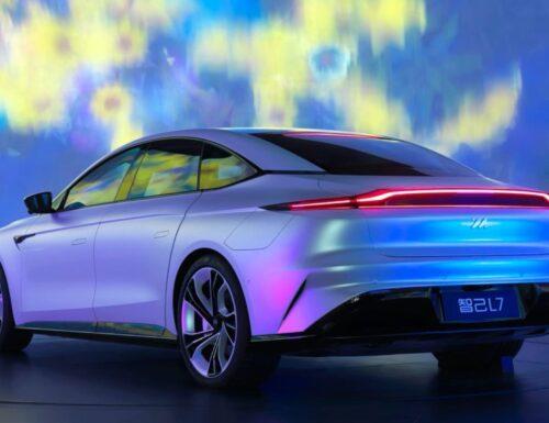 Zhiji L7, la nuova promessa elettrica dalla Cina