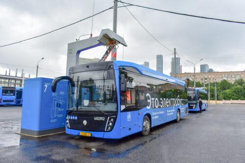 Drive Electro firma un accordo per la fornitura di componenti per 200 autobus elettrici a Mosca