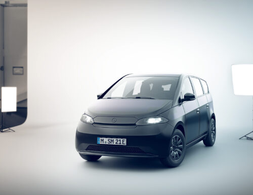 Meet the Sion, an affordable electric hatchback covered in solar panels