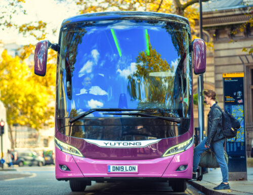Qatar takes delivery of 10 electric Yutong buses, first of an order for 741