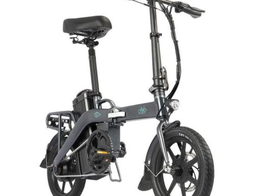The Fiido L3, an eBicycle with exceptional range