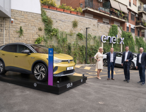 Volkswagen and Enel X team up to build 3000 ultra-rapid chargers all over Italy